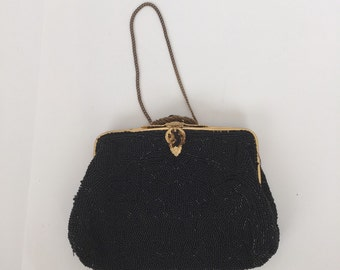 Beautiful Vintage French Evening Bag