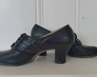 1930s women's shoes