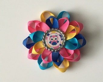 Owl Hair Bows.  You choose the image.