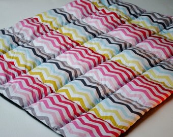 4 Lb Weighted Lap Pad - choose your fabric!!