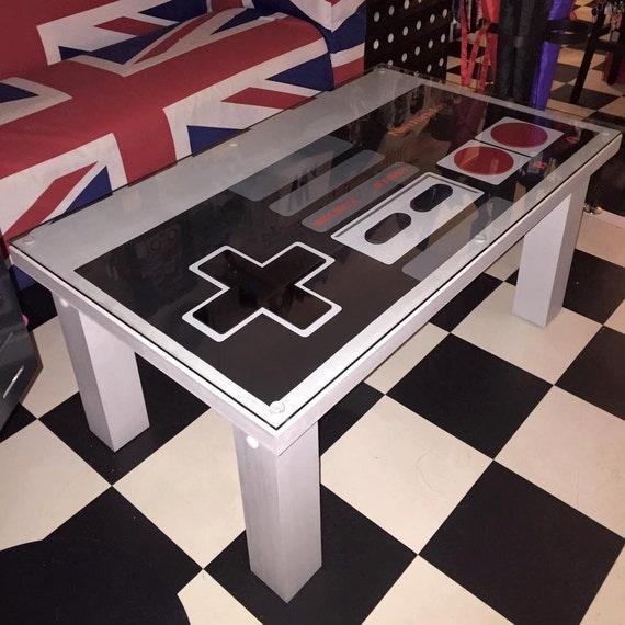 mesa de centro gamer