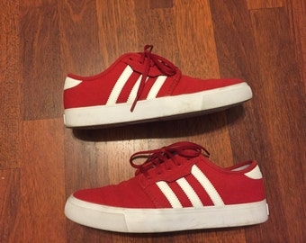 Red Adidas Seely