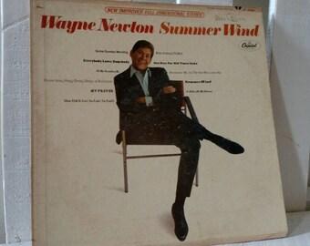 Wayne newton summer wind on vinyl