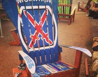10th Mountain Division Ski Chair