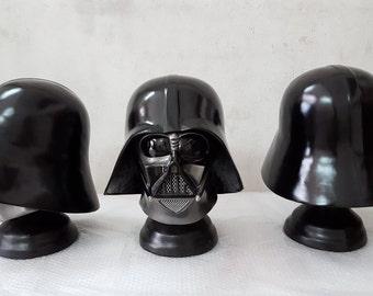 Star Wars Darth Vadar Helmet Prop Replica 1:1 Full Scale Head Cosplay Costume Accessories Handmade Quality.