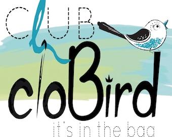 Club CloBird Subscription ~ one month