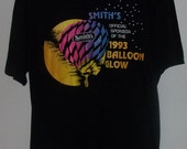 Vintage 1993 Smith's Food and Drug, Balloon Glow T-shirt