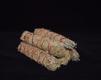 "Blue Sage Smudge Incense 4""-5"" Bundle (5 pcs)"