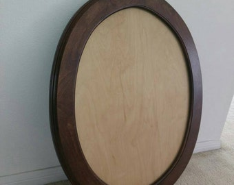 Elliptical Mirror Frame