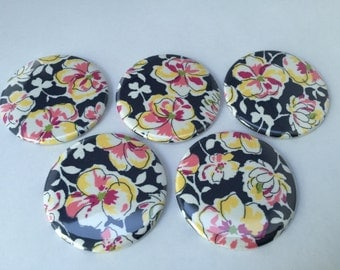 Floral Pocket Mirrors
