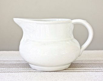 Vintage Porcelain Jug
