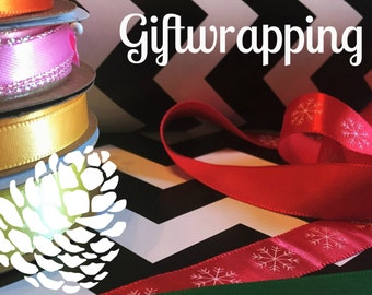 ADD GIFTWRAPPING