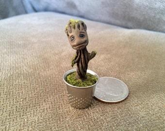 Baby Groot Thimble