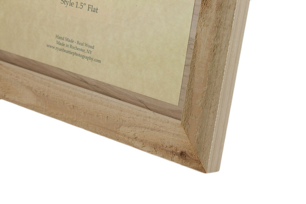 Handmade Rough Cut Cedar Picture Frame 10 Quot X 13 Quot From