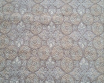 Woven Floral pattern fabric