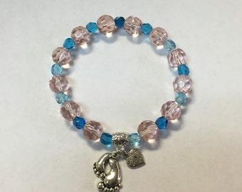 Pregnancy & Infant Loss Bracelet