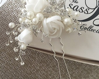 Bridal Hair Pin Accessory