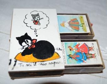 cute little match box