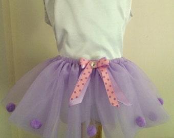 Lavender Tutu    free shipping