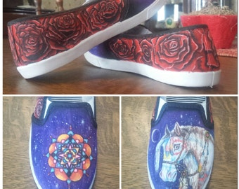 Women's Custom Shoes