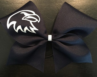 Team Logo Cheer Bows