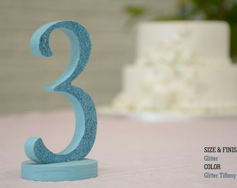 Wedding Table Numbers, SET 1/15, Elegant Wedding Table Numbers, Gold Table Numbers, Silver Table Numbers