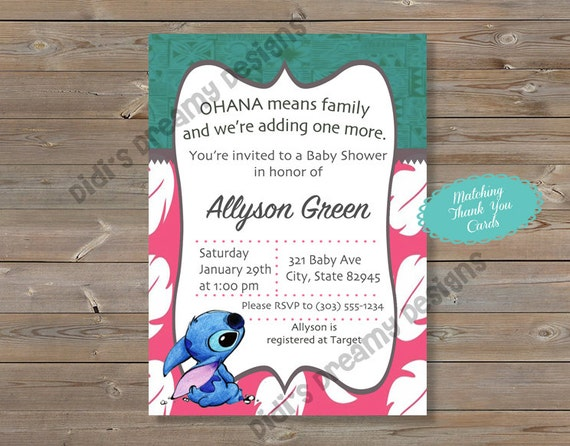 Gender Reveal Invitation Templates as adorable invitations template