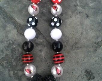NFL Arizona Cardinals Necklace