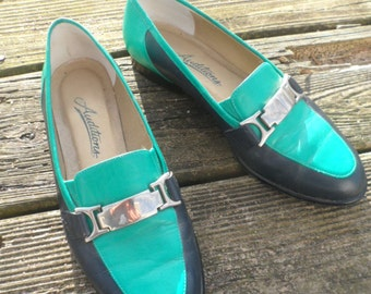Size 5 Leather Loafers Auditions