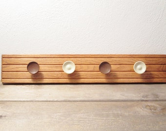 salvaged wood coat rack mid century coat rack rustic modern coat rack farmhouse - Modern Coat Rack