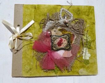 GreenForest Notebook, Decorative notebook
