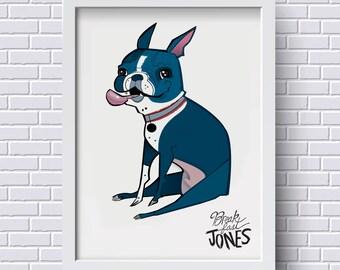 "Shop ""custom pet portrait"" in Drawing & Illustration"