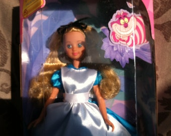 Disney Classic Alice In Wonderland Doll