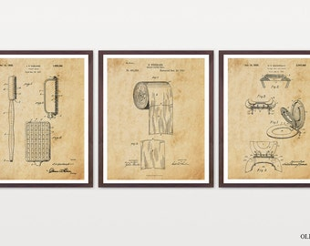 Toilet Inventions - Toilet Patent - Toilet Paper - Toilet Paper Patent - Bathroom Patent - ...