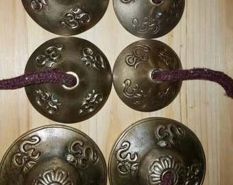Om Tingsha Bells (Prayer Bells)