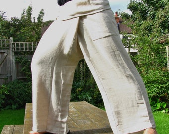 Hemp Thai Fisherman Pants