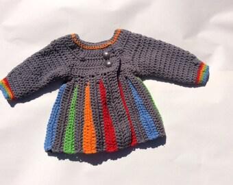 Crochet Child's Cardigan