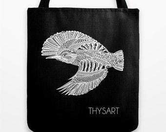 THYSART Kingfisher tote