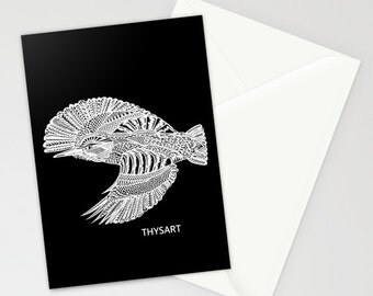 THYSART Kingfisher Postcards