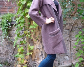 sewing Pattern collarsleeve coat Pdf file