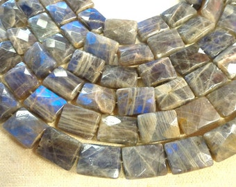 Beautiful Breath taking Faceted Natural Labradorite