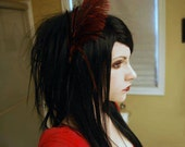 Sin Straight Layered Wig in Black