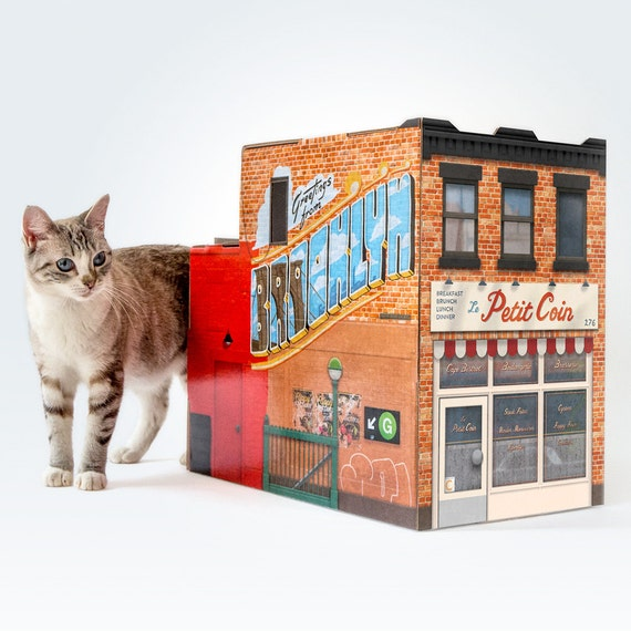 OTO Brooklyn House for Cats!