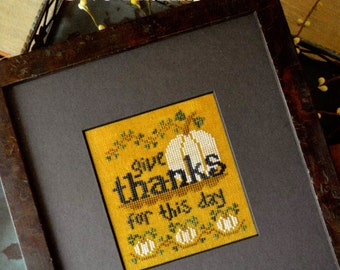 Hands on Design - Give Thanks