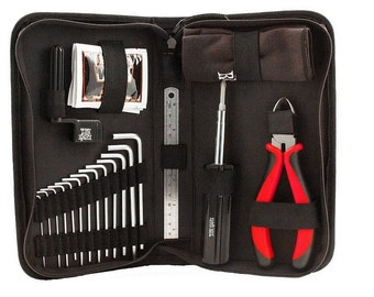 Musician's Tool Kit, All In One Instrument Care System, Tool Kit For Care Of Musical Instruments, Gift Care Tool Kit For Any Level Musician