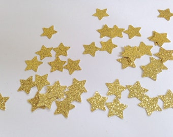 Gold mini Star Confetti!