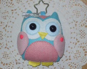Key ring with Owl