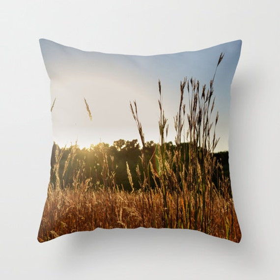 Pillow Cover Fall Images Throw Pillow Couch Pillow Nature
