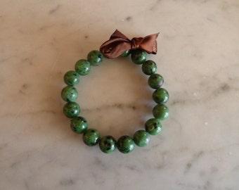 Handmade Zoisite Bracelet
