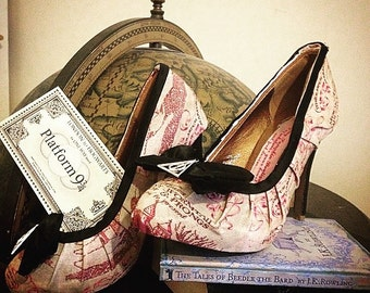 Resultado de imagen de harry potter shoes